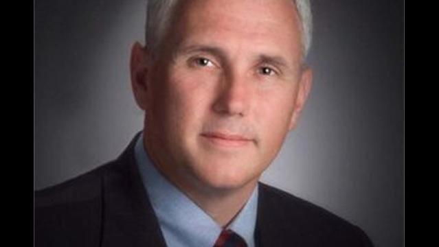 Gov. Pence Visiting Evansville this Wednesday