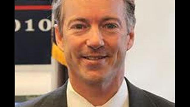 Sen. Rand Paul Performs Free Eye Surgery