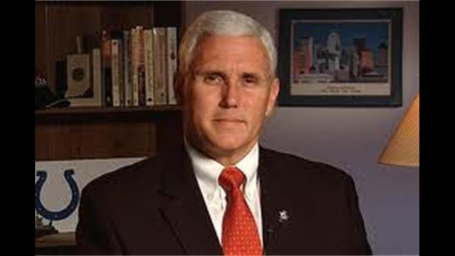 Indiana Governor: Current Gay Marriage Ban is In-Tact