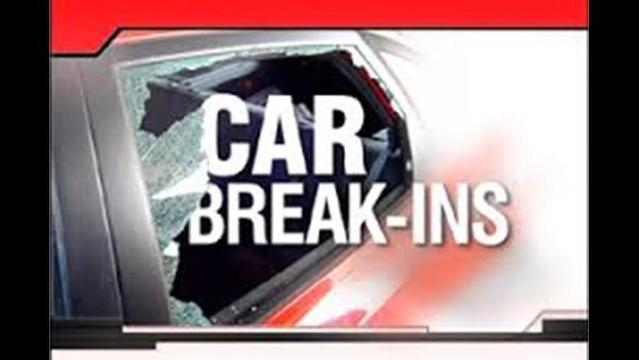 Two Evansville Men Arrested for Car Break-Ins