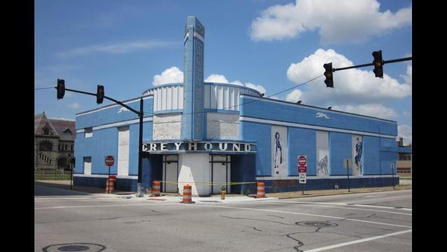 Public Invited to Tour Historic Greyhound Bus Station
