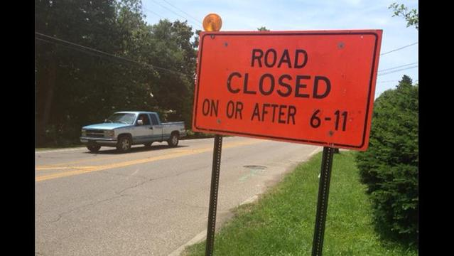 Ribbon Cutting Thursday to Reopen Oak Hill Rd.