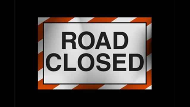 Posey Co. Road Closing for Construction