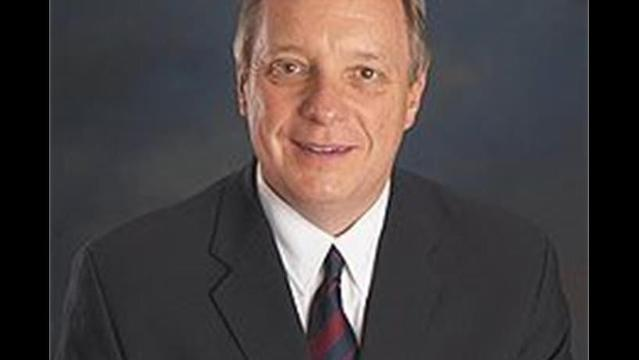 Senator Dick Durbin Meets in Ukraine