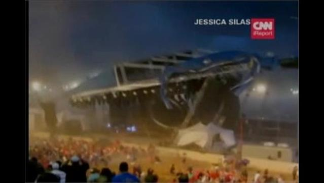 Settlement Reached for Stage Fair Collapse
