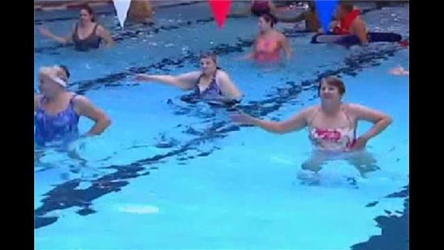 A Contagious Disease Infects Indiana Swimming Pools