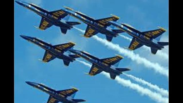 Blue Angels Booked For Shrinersfest 2015