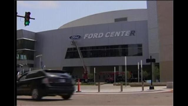 Ford Center Hosting First Ever