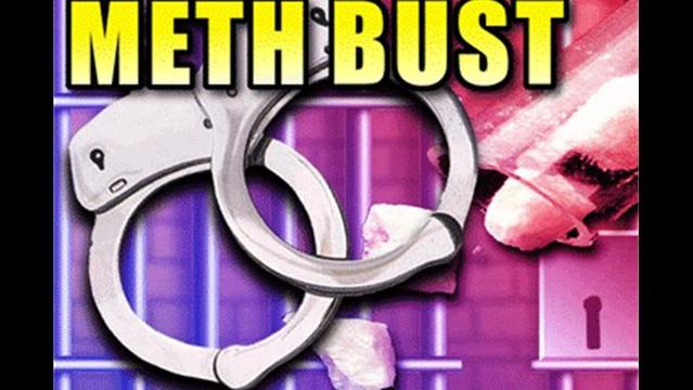 Suspicious Vehicle Leads to Meth Arrests