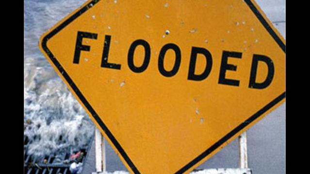 Flooding Forces Road Closures in Western KY