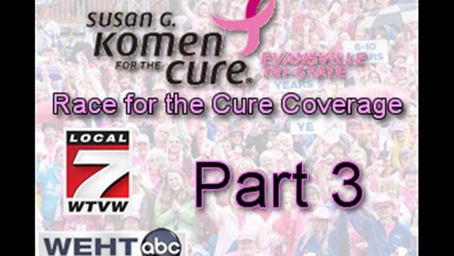 Race for the Cure Part 3