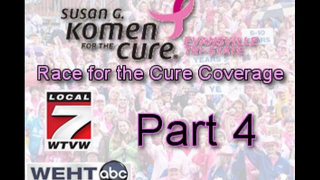 Race for the Cure Part 4
