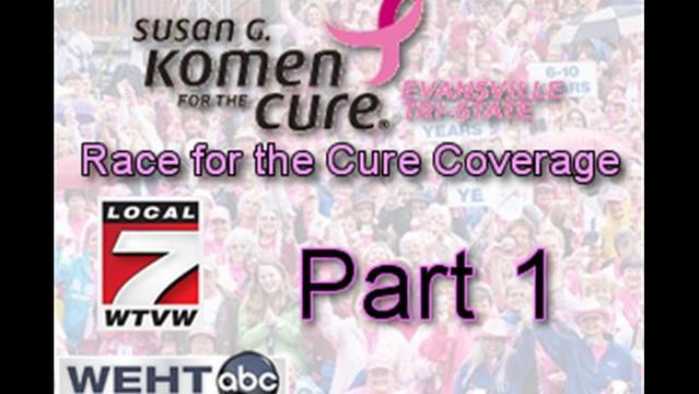 Race for the Cure Rplay Part 1