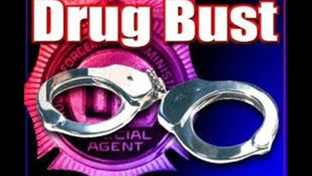Drugs and Cash Seized from Corydon Home