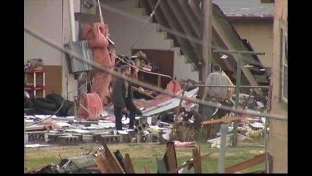 Tornado Victims Can Apply for Federal Disaster Loans
