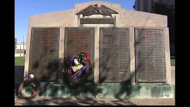 War Monuments Relocation Plans Delayed