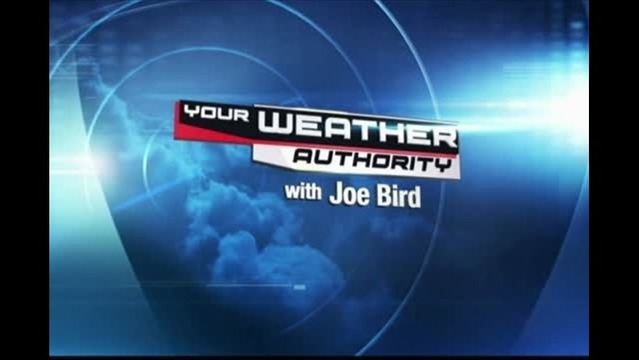 Joe's Weekend Forecast - May 10, 2014