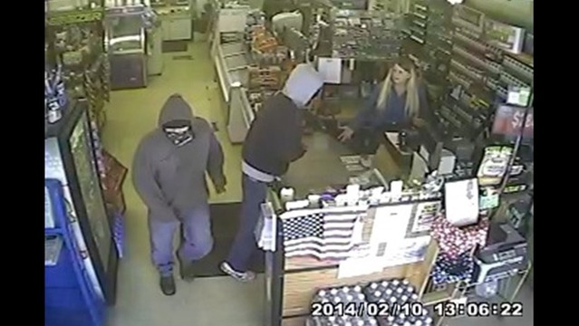 Daviess Co. Sheriff's Office Searching for Robbery Suspects
