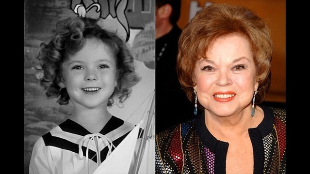 Former Child Star Shirley Temple Dead at 85