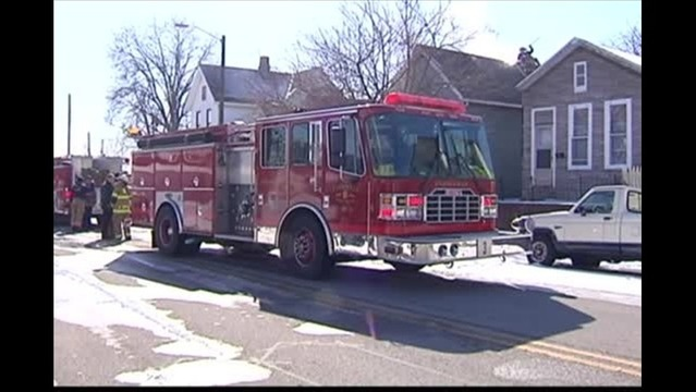 Crews Say Stove Pipe Starts Fire in Downtown Evansville
