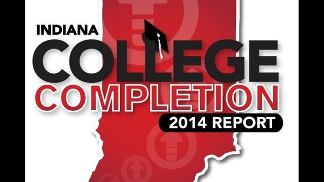 Indiana College Completion 2014 FULL Report