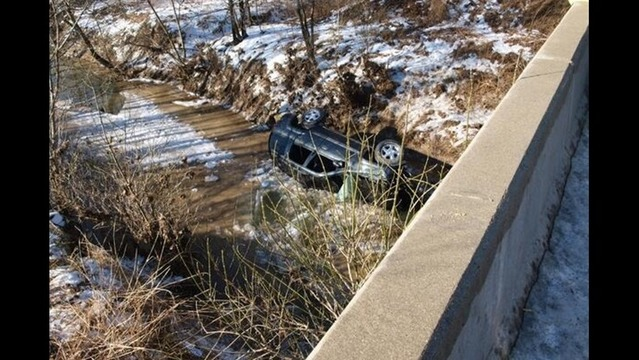 Pregnant Woman Recovering After SUV Crash in Spencer County