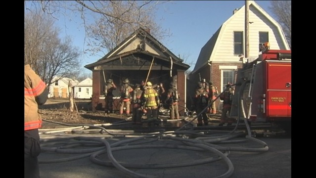 Child May be to Blame for House Fire