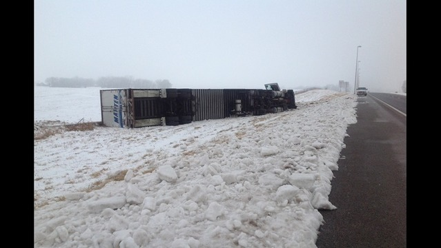 Icy Roads Cause Number of Crashes in Western Kentucky