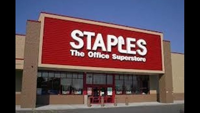 Staples Closing 225 Stores in North America