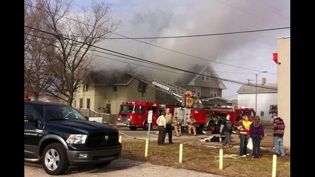 Fund Set Up for Victims of Franklin Street Fire
