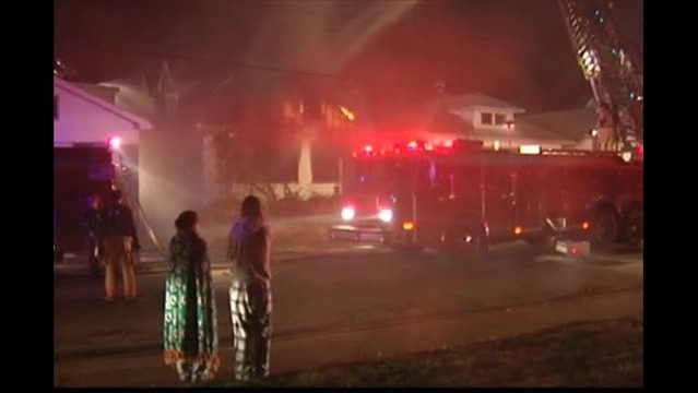 Evansville Fire Crews Battling Multiple House Fires on Bellemeade