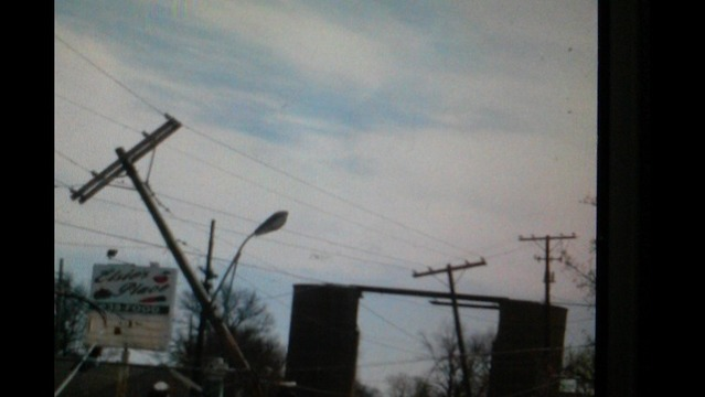 Accident Knocks Power Out in Mt. Vernon