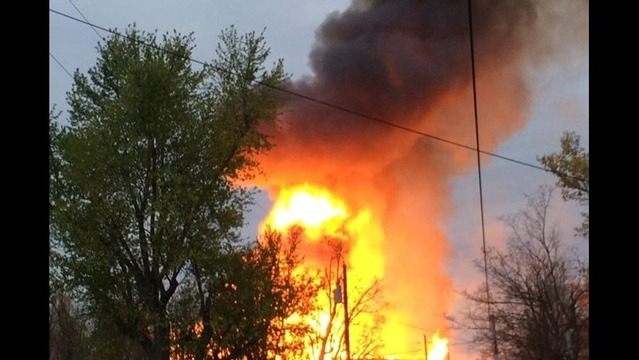 UPDATE: Three Juveniles Charged for Arson in Building Fire