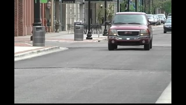 Intersections Reopening in Downtown Owensboro