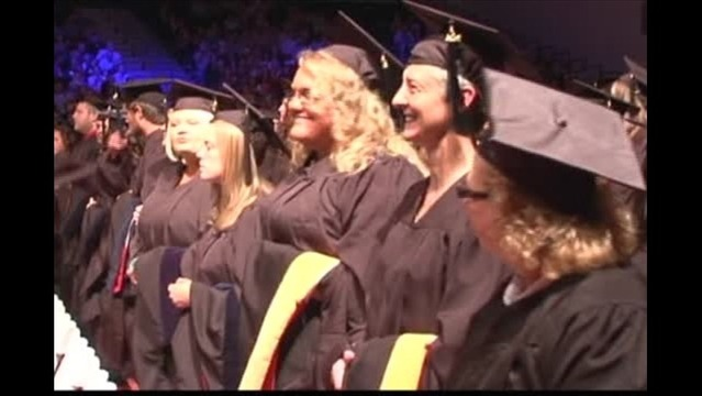 USI Holds Spring Commencement this Weekend