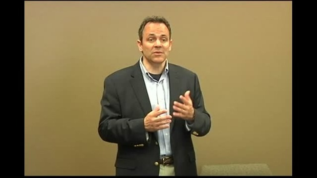 Matt Bevin Campaigns in Madisonville Today