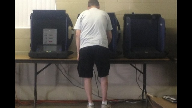 Primary Day Underway in Indiana