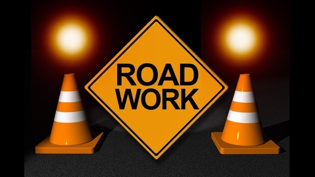 Construction Continues Along SR-64 in Princeton