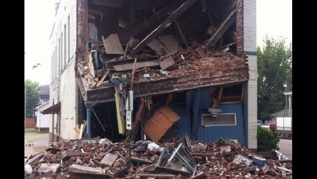 Cleanup Continues for Demolished Lanhuck's Tavern