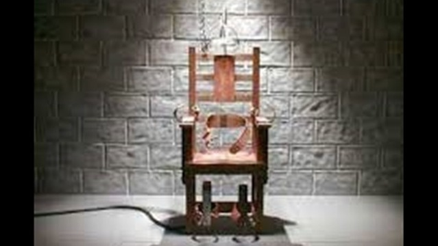 Tennessee Bringing Back the Electric Chair