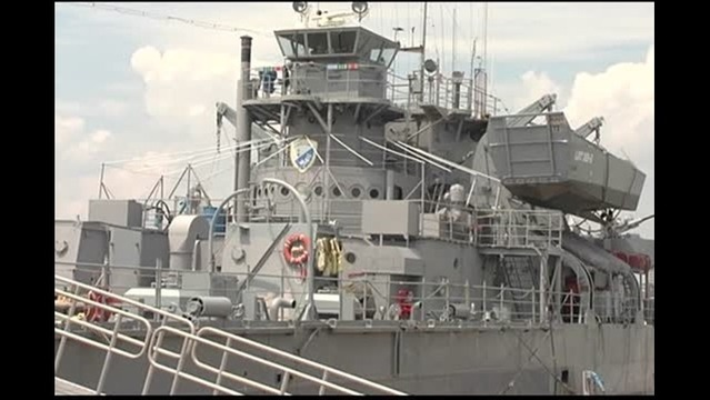 LST 325 Giving Free Tours this Weekend