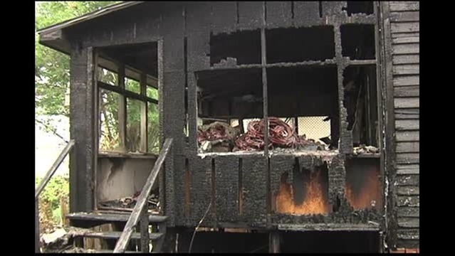 Weekend Boonville House Fire Ruled Intentional