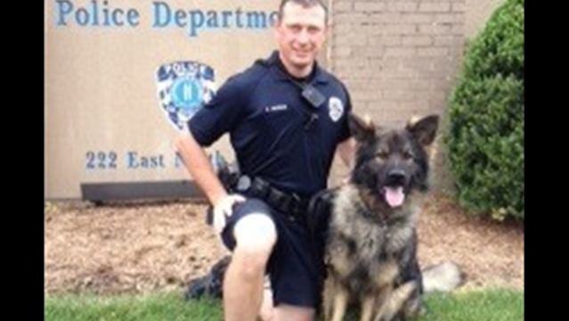 Owensboro Police Department Receives New K9 Unit