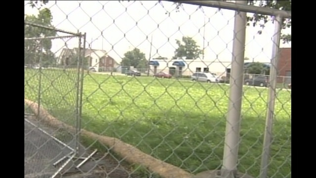 City Waiting on Nature to Clean up Swanson Nunn Property