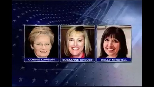 Indiana Republican Convention Picks Three Candidates for November Ballot