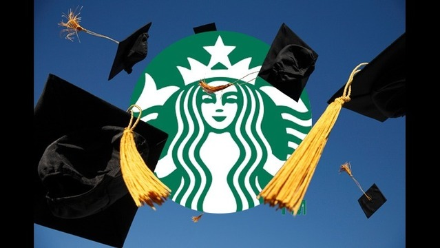 How to Get Free College: Work at Starbucks
