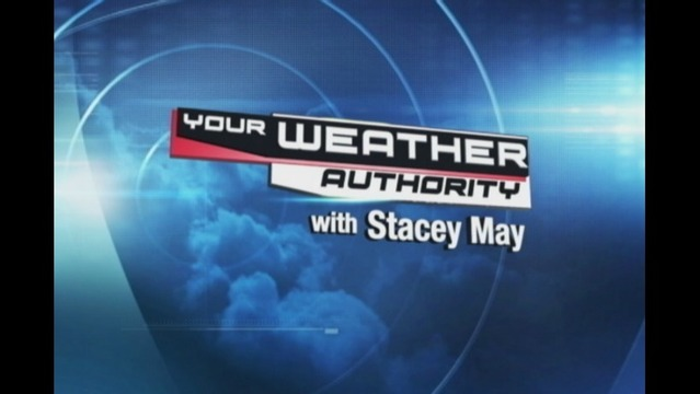 Stacey's Evening Forecast - August 24, 2014