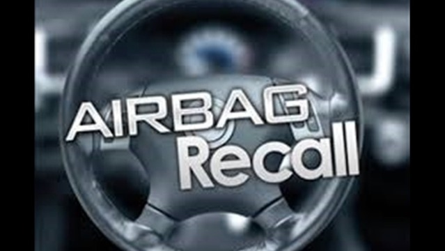 Airbag Danger Prompts Recall of Millions of Cars