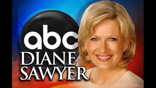 Diane Sawyer Leaves