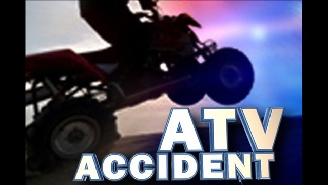 ATV Accident Causes Injury